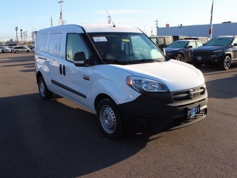 Certified Pre-Owned 2017 Ram ProMaster City Tradesman