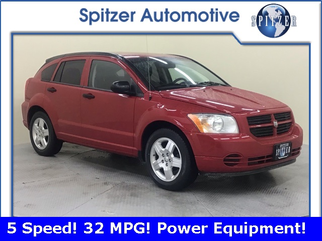 Pre-Owned 2012 Dodge Caliber SE