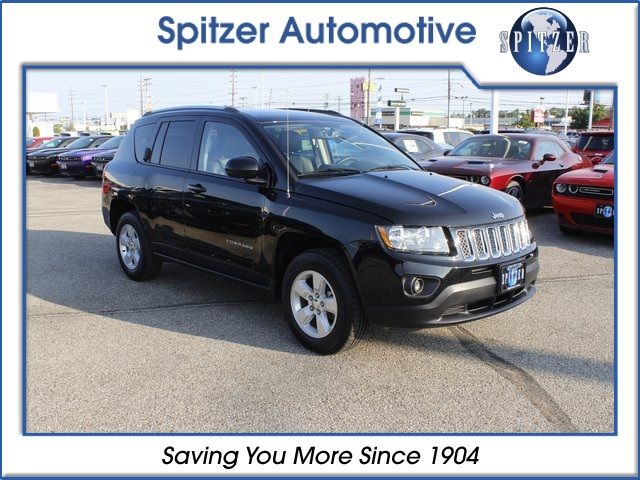 Certified Pre Owned 2017 Jeep Compass Latitude