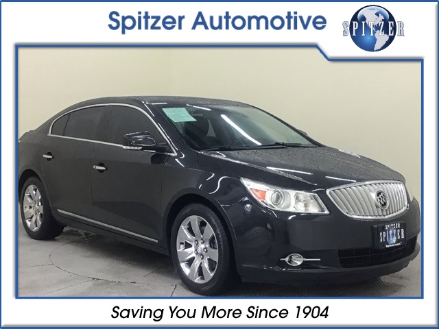 Pre-Owned 2012 Buick LaCrosse Premium III Group