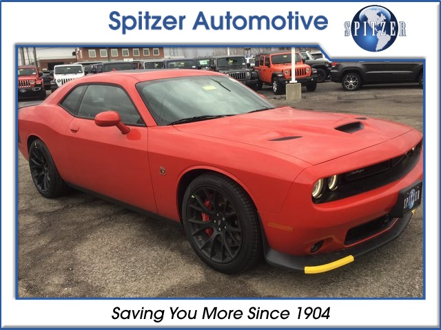 New 2019 Dodge Challenger R T Scat Pack Coupe In Ontario 19cy403