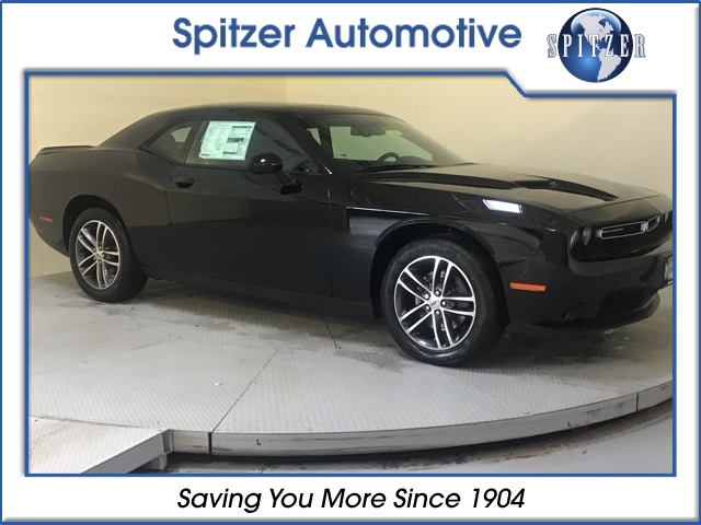 New 2019 Dodge Challenger Sxt Coupe In Ontario 19ma150 Spitzer