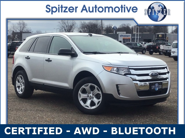 2014 Ford Edge Se >> Pre Owned 2014 Ford Edge Se 4d Sport Utility In Ontario 11940hv