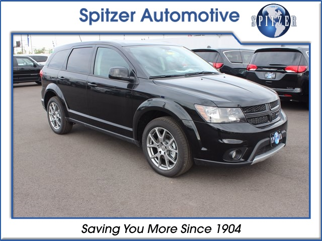 New 2018 Dodge Journey Gt Sport Utility In Ontario 18cy497