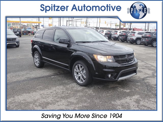 New 2018 Dodge Journey Gt Sport Utility In Ontario 18cy927