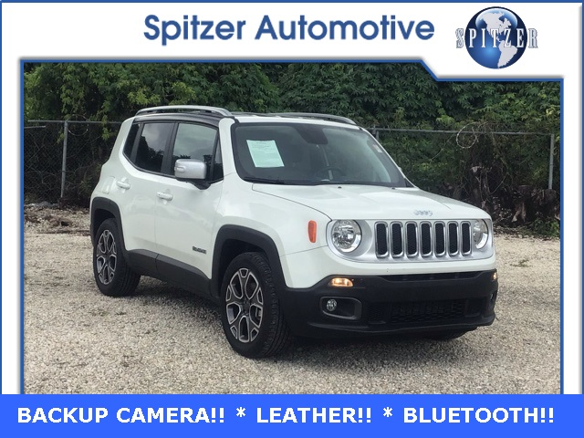 Jeep Renegade Limited >> Pre Owned 2018 Jeep Renegade Limited Fwd 4d Sport Utility