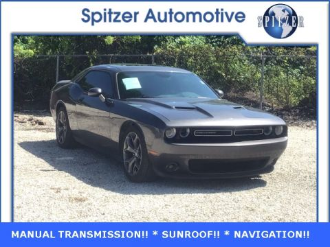 Pre-Owned 2015 Dodge Challenger R/T