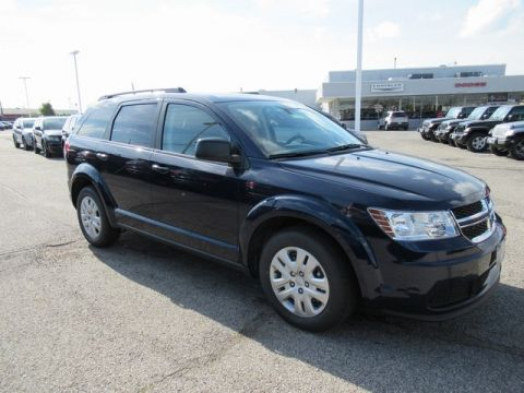 Certified Pre-Owned 2018 Dodge Journey SE FWD 4D Sport Utility