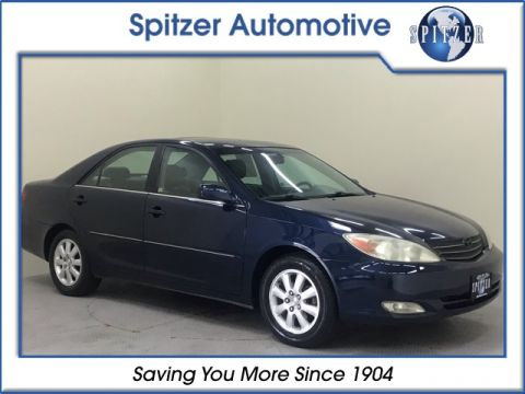 Pre-Owned 2003 Toyota Camry XLE